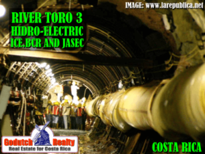 Toro 3 Hidro-electric Proyect