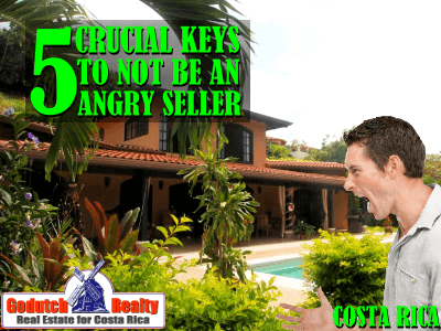 5 Crucial Keys to NOT be an Angry Seller