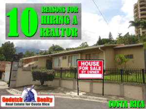 10 Reasons to hire a realtor when you purchase Costa Rica real estate