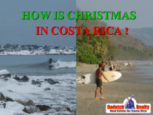 How do I experience Christmas in Costa Rica