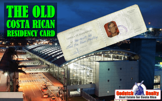 New Costa Rica residency card important for banking