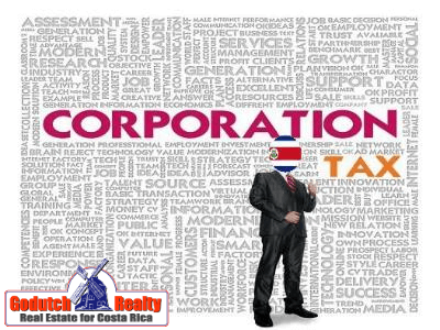 Annual tax on Corporations in Costa Rica approved