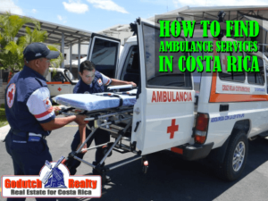 How to find Ambulance Services in Costa Rica