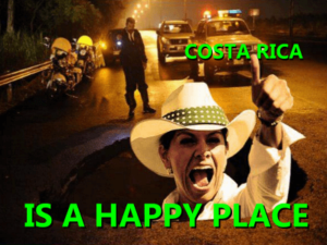 Costa Rica is pura vida - the happiest country in the world