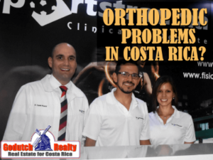 Orthopedic problem in knees and feet | get it fixed in Costa Rica