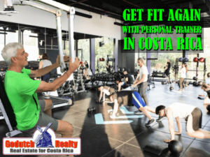 Get fit again with a personal trainer