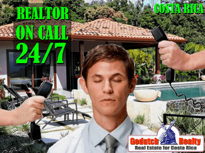 Costa Rica real estate agent on call