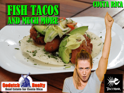 Fish Tacos and much more