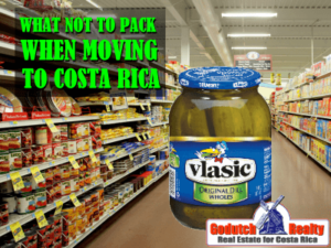 What NOT to pack when you move to Costa Rica