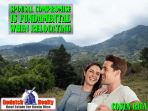Why spousal commitment is fundamental when relocating