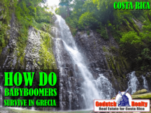 Baby boomers survive in Grecia