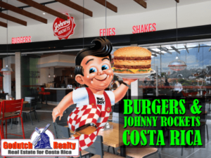 All about hamburgers in Costa Rica