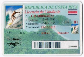 Open a bank account in Costa Rica without a cedula