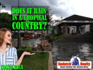 Costa Rica is a tropical nation