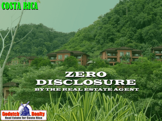 Costa Rica homes are sold As Is
