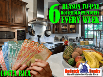 6 Reasons for NOT paying your domestic workers once a month
