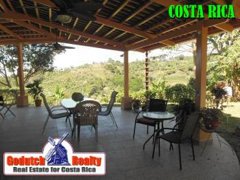 The remodeled result of our Costa Rica home