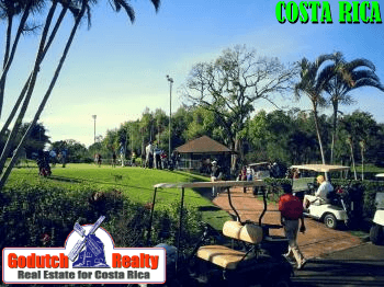 the Cariari Golf and Country Club offers an exciting lifestyle