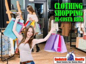 Used and New Clothing Shopping in Costa Rica