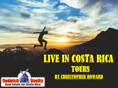 Ever heard of Christopher Howard's famous Live in Costa Rica tours?