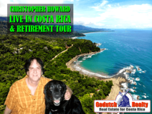 Christopher Howard's Live in Costa Rica tours