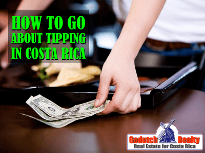 How to go about tipping in Costa Rica