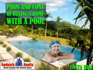 Sexy thoughts about buying a house with pool or without