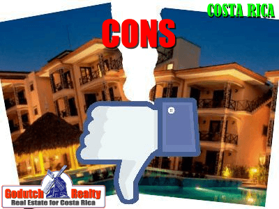 The pros and the cons of buying a condominium in Costa Rica