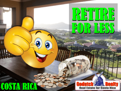 How to retire for less in Costa Rica and still be happy