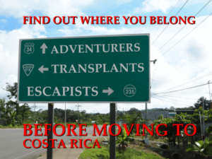 Before moving to Costa Rica – consider the people location