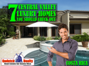 7 Central Valley Luxury Homes worth checking out