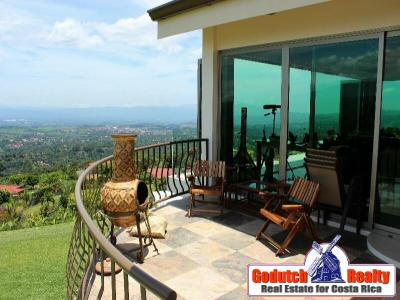 The amazing views Grecia properties have