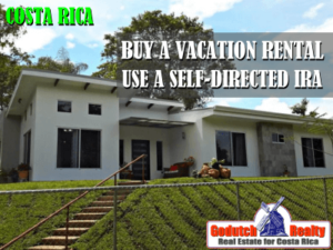 Use a self-directed IRA to buy a vacation rental long before retirement