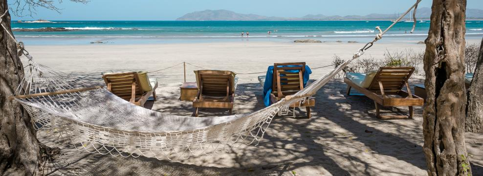 Playa Tamarindo is not only about surfing - check out the vacation condos
