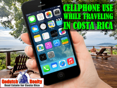 Can I use my cell phone in Costa Rica while traveling?