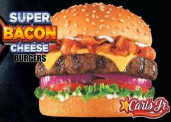 Carls Jr. is another burger option in Costa Rica