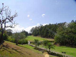 Cariari golf course in Costa Rica