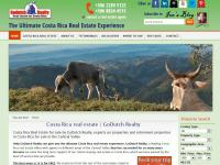 Costa Rica real estate for sale and for rent in the Central Valley