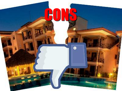 What are the cons of buying a condominium in Costa Rica?