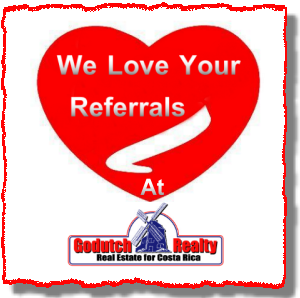 We Love your Referrals at GoDutch Realty