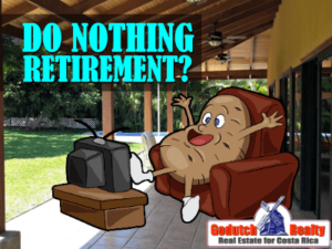 Avoid a Do Nothing Retirement for a Better Final Phase of Life