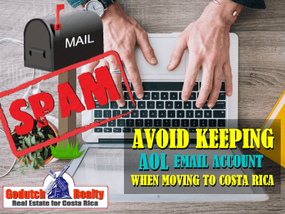 Don't keep your AOL email account
