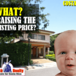 Why do sellers increase the listing price when the property does not sell?