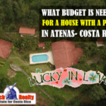 Can you buy a home with a pool in Atenas within your budget or not