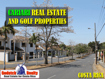 Cariari Real Estate for Sale | Live in Cariari