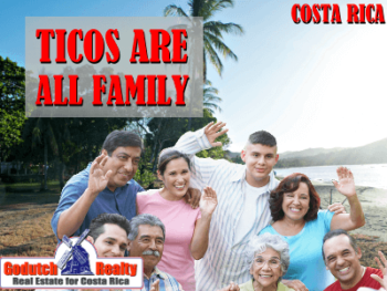 Ticos are all family