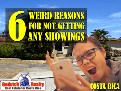 6 Weird reasons your home is not getting showings