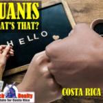 What does Tuanis mean and how to greet in Costa Rica