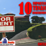 10 Important tenant requirements and frequently asked questions