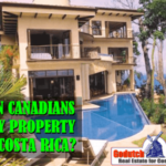 Can Canadians home buyers purchase property in Costa Rica